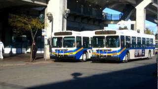 Buses in Vancouver BC (Volume Eleven)