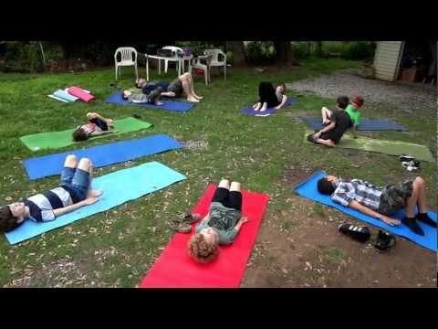 Buddhaful Child Yoga at 306 Phoenix House Tulsa