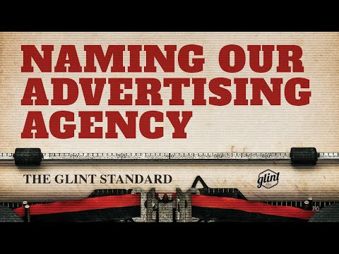 what's-in-a-brand-name?---the-glint-standard---naming-our-advertising-agency