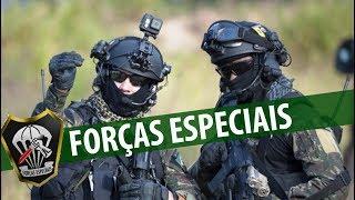 Canção dos Forças Especiais - Legendada e com imagens (muitas dos comandos)