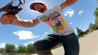 GoPro: Artur Luckhaus' BMX Merry Go 'Round