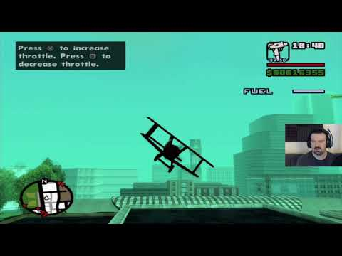 Grand Theft Auto: San Andreas HD playthrough pt65 - Down to the Wire