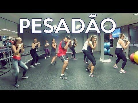 Pesadão - IZA part. Marcelo Falcão | Prof. Brown Andrade