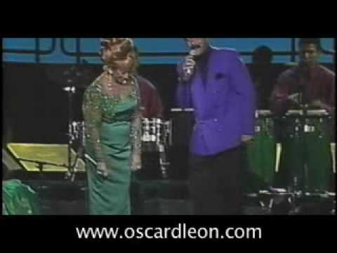 Ver Video de Oscar D Leon Oscar D' Leon y Celia Cruz