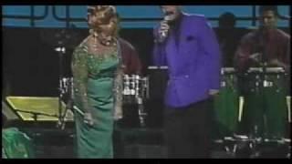Oscar D' Leon y Celia Cruz