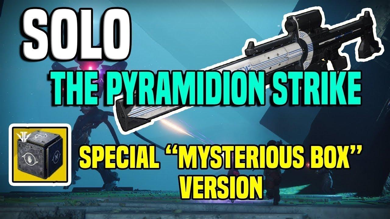 Solo The Pyramidion Strike (Izanagi s Version) | Hunter
