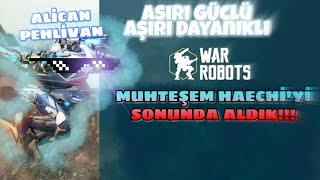 War Robots #89 HAECHİ Nasıl Kullanılır?!?!?!