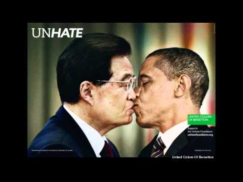 Benetton 'Unhate' Ads - Vatican Outraged