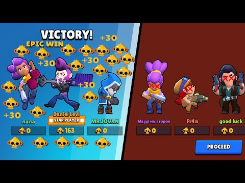 Brawl Stars Play In POWER PLAY MODE!!! FREE STAR POINTS?!?!