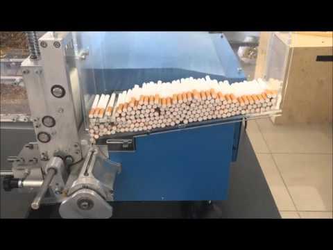SPCM CIGARETTE MACHINE 6 MODEL : MFM