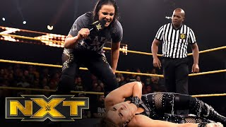 Shayna Baszler gives Rhea Ripley an NXT Women's Title Match: WWE NXT, Dec. 4, 2019