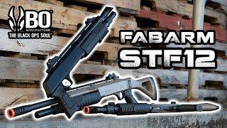 FAMBARM STF12 Pump Action Tri Shot Shotguns - Triple the Power!!
