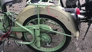 Wiring loom D1 BSA Bantam