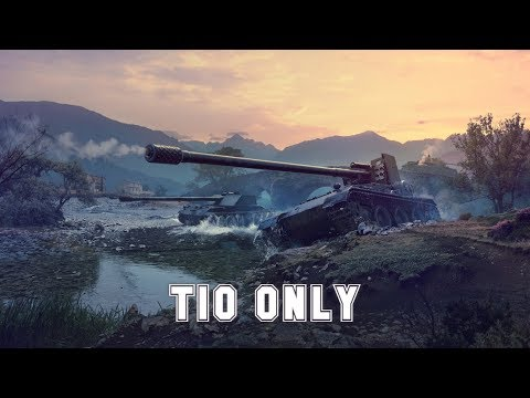 World Of Tank Blitz: STream, T10 ONLY