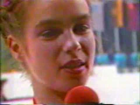 1984 Olympics Women's Interviews