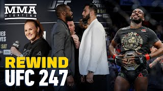 UFC 247 Rewind: Jon Jones Defends Title With Decision - MMA Fighting