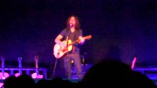 "Chris Cornell ""Scar On The Sky"" Sixth & I St Washington DC April 17 2011"