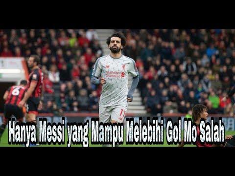Hasil Liverpool Mohamed Salah Sarangkan 3 Gol (Hat-trick) Mp3