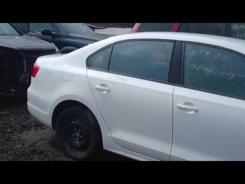 2011 Volkswagen Jetta Auto Parts Inventory Standard Auto Wreckers CR401