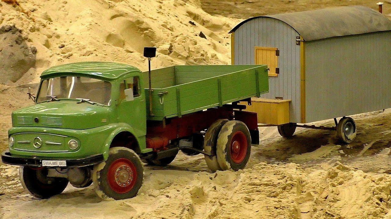 mercedes oldtimer trucks