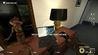 Payday 2 - White House - 9 laptop , 12 USB, and 3 security room locations