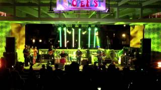 """Fusik Plays James Brown """"The Payback~Licking Stick~Get Up"""" Abacoa Amphitheater, 11-21-2015"""