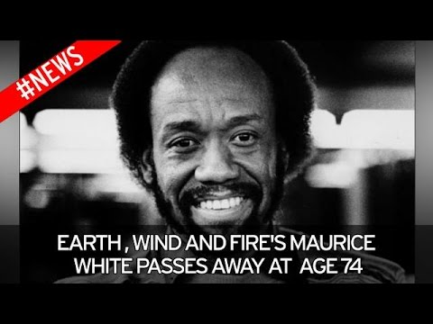MAURICE WHITE TRIBUTE - EARTH WIND AND FIRE - GEORGE MUNETSI