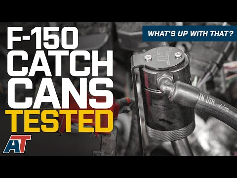 Does Your F150 Need A Catch Can? - Ford F150 Oil Separators Tested And Explained