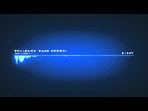 Nicky Romero - Toulouse (Bass Boost) HD