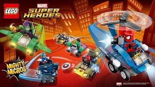 Обзор игры на планшете Игра LEGO DC Super Heroes Mighty Micros
