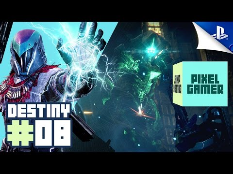 DESTINY - The Taken King | 08 Sardok Ojo de Orix | Español | Guía - Gameplay | PS4