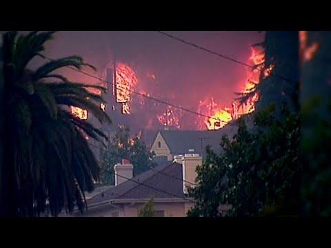 KPIX at 70: 1991 Oakland Hills Fire