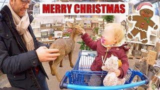 Tannenbaum kaufen 🎄 | Familien Shopping | Weihnachtlich dekorieren 🎅🏻 | Isabeau