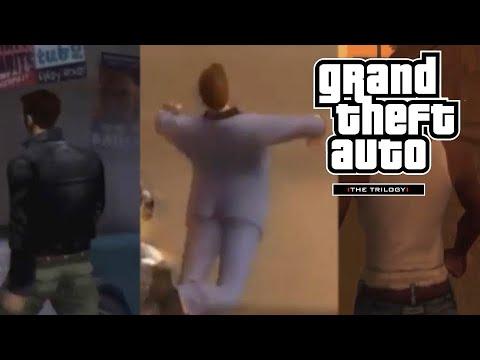 Grand Theft Auto: The Trilogy | Sam L Jackson? |