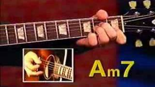 How to play Rocky Raccoon in guitar