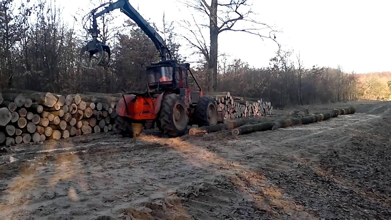 Timberjack 360 darús,,