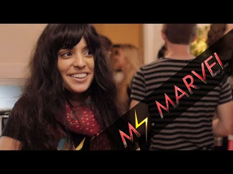 This Ms. Marvel Fan Film Captures the Magic of the Comic Books
