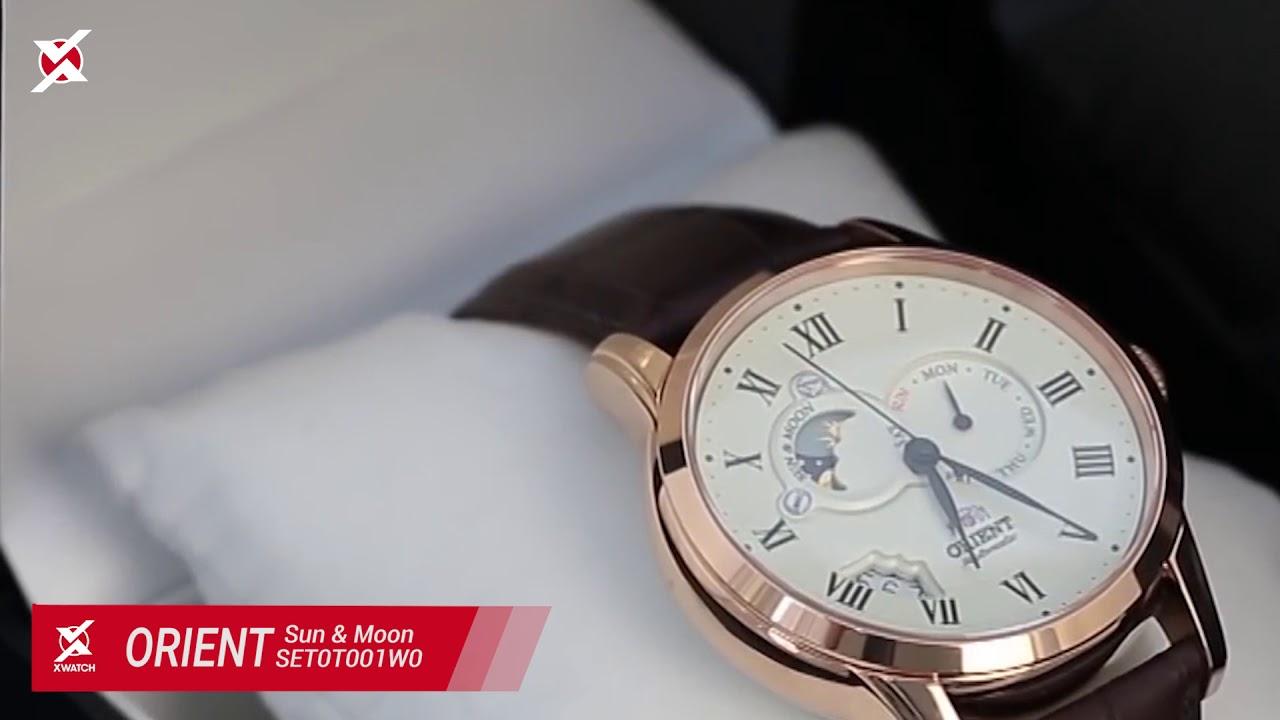 Top 3 mẫu đồng hồ Orient bán chạy nhất hiện nay