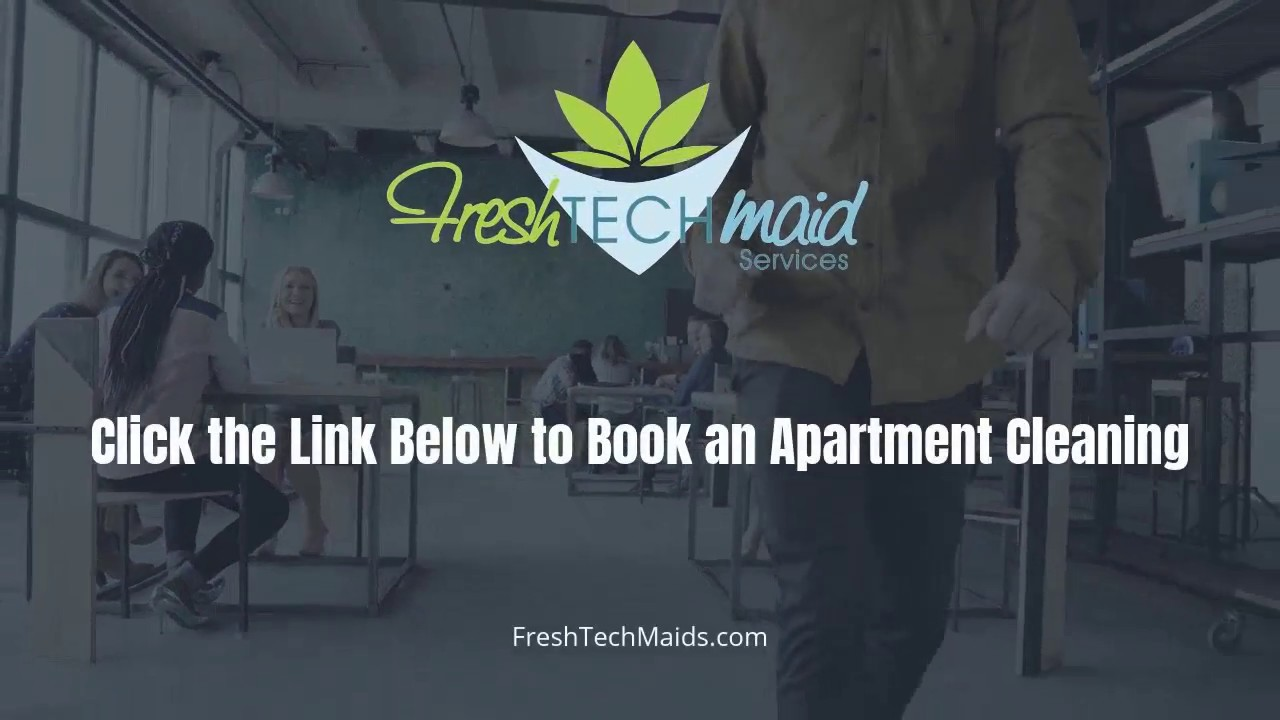 Reviews of Apartment Cleaning Services Chicago | Fresh Tech Maid