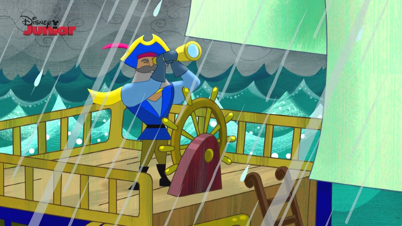 Jake And The Never Land Pirates The Mighty Colossus Song