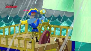 Jake and the Never Land Pirates | The Mighty Colossus Song | Disney Junior UK
