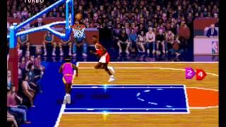 NBA Jam - Laker VS Bulls HD - User video