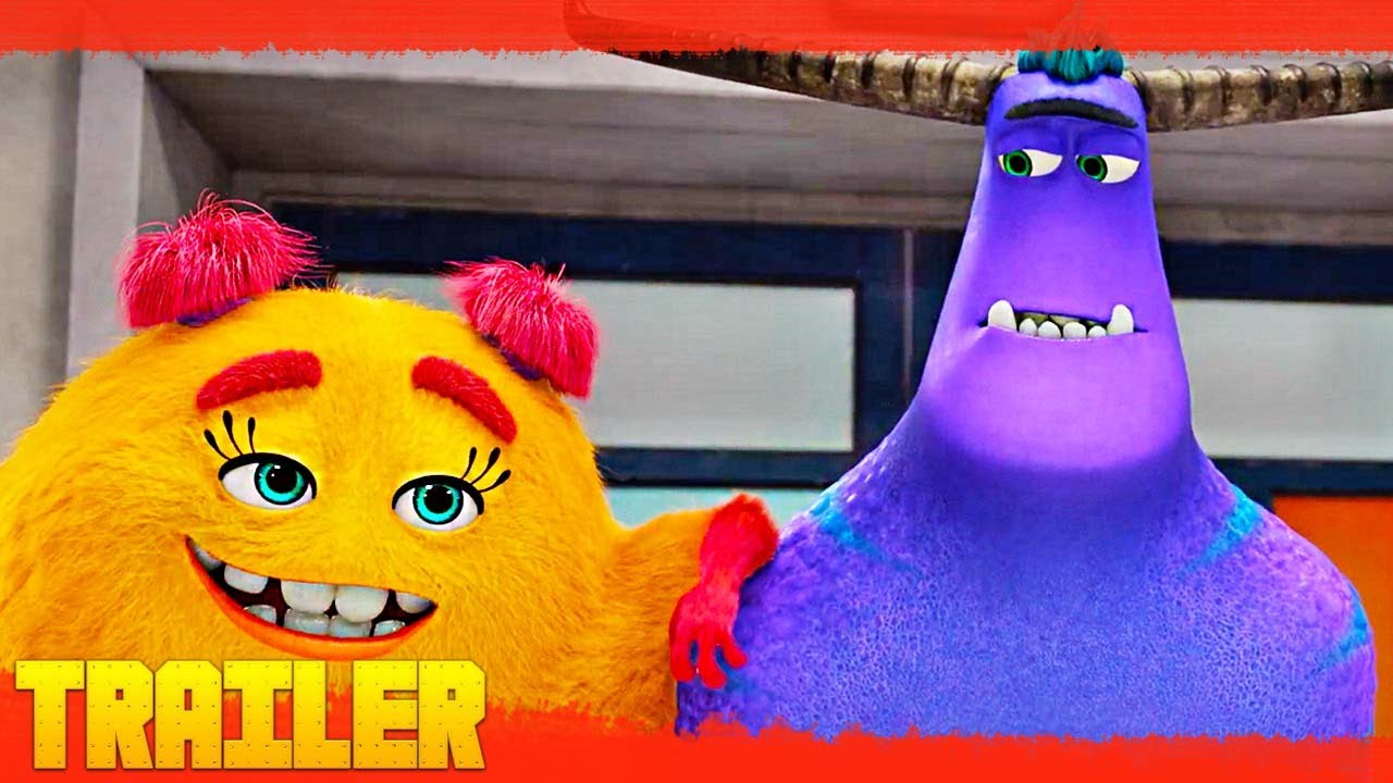 Monstruos A La Obra (2021) Disney+ Serie Tráiler Oficial Español