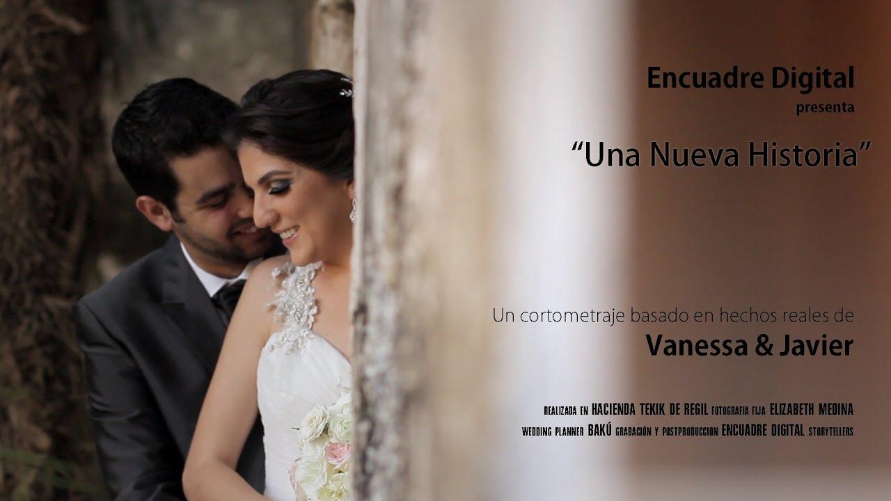 HACIENDA TEKIK DE REGIL || BODA EN YUCATAN || VANESSA & JAVIER - YouTube