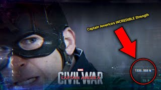 I Watched Captain America: Civil War in 0.25x Speed and Here's What I Found