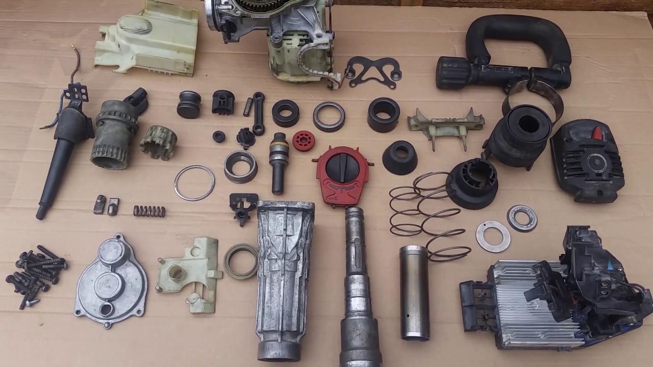 Hilti Te 706 Repair Spars Parts You