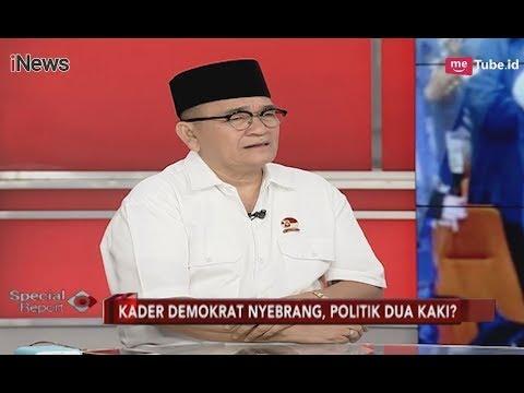 Kader Partai Demokrat Berpaling? Ruhut: Mereka Kurang Kasih Sayang SBY - Special Report 10/09
