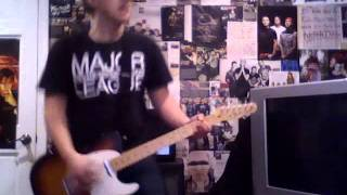 Septemberism- Man Overboard Guitar Cover