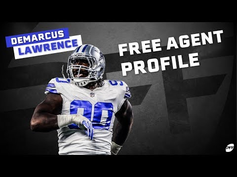 new product d1117 c0dd6 NFL Free Agent Profile: Demarcus Lawrence | PFF