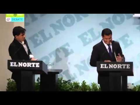 Según El Norte, el Pato ganó el debate.